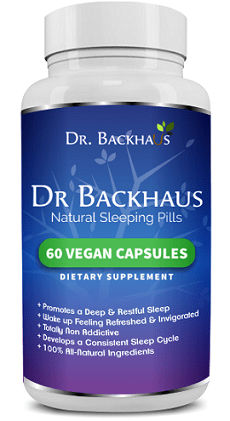 Dr Backhaus naturliga sömntabletter